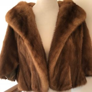 Vintage mink stohl beautiful!